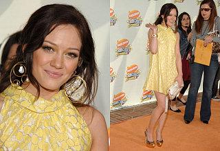 Kids' Choice Awards: Hilary Duff