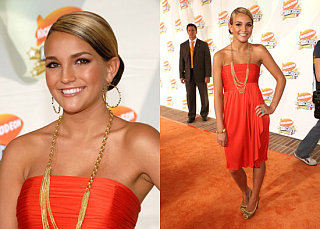 Kids' Choice Awards: Jamie Lynn Spears