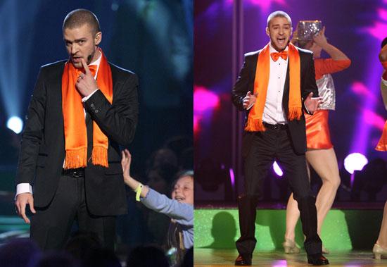 Kids' Choice Awards: Justin Timberlake