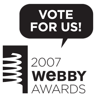 FabSugar's Nominated For a Webby - Help Us Win!