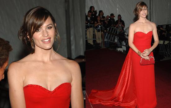 The Met's Costume Institute Gala: Jennifer Garner