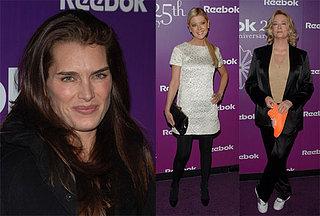 Brooke and Tara Celebrate Bad 80's Style