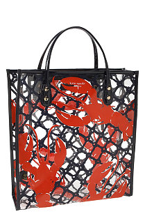 Trend Alert: Plastic Handbags