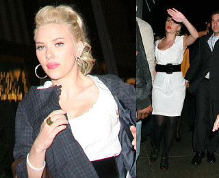 Celebrity Style: Scarlett Johansson