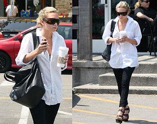 Celebrity Style: Ashley Olsen