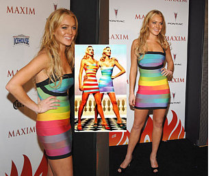 Linday Lohan Is FabSugar's #1 (Today)