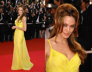 2007 Cannes Film Festival: Angelina Jolie