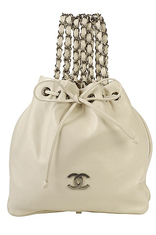 Chanel Ivory Chain Handle Bag: Love It or Hate It?