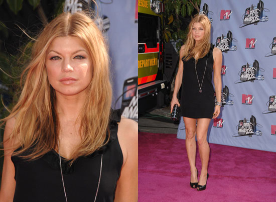 MTV Movie Awards: Fergie