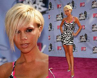MTV Movie Awards: Victoria Beckham
