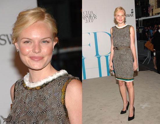 2007 CFDA Awards: Kate Bosworth