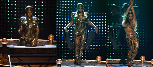 "BET Awards: Beyonce's ""Get Me Bodied"" Costume"