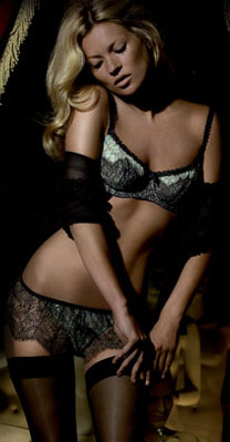 Fab Flash: Kate No Longer the Agent Provocateur Postergirl