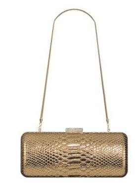 The Bag To Have: Devi Kroell for Target Gold Clutch