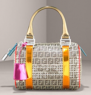 Fendi Forever Sequined Borsa: Love It or Hate It?