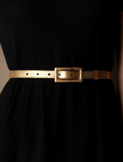 Style for Style: Taming A Fly Away Belt