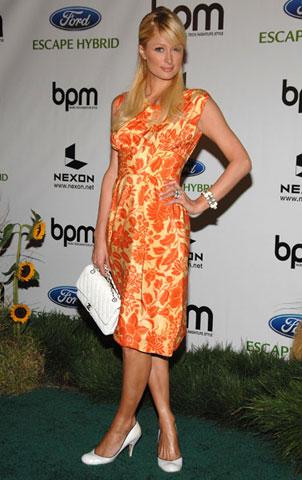 Fab Flash: Paris Hilton Launching Shoe Collection