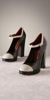 Trend Alert: Cap Toe Shoes