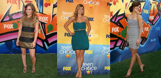 Teen Choice Awards: The Sassies