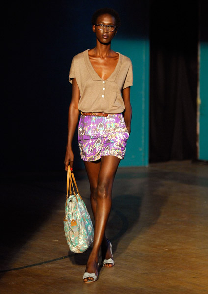 New York Fashion Week, Spring 2008: Rachel Comey
