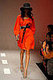 New York Fashion Week Key Color: Orange