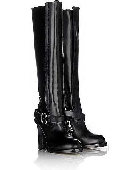 Guess Who Designed These Rugged, but Chic, Boots?