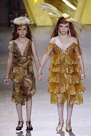 On Our Radar: John Galliano and Diesel Team Up for Children's Wear
