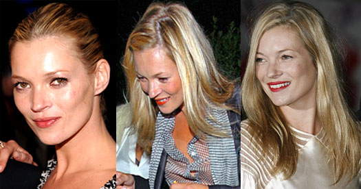 What Color Lipstick Do You Like Best on Kate Moss?