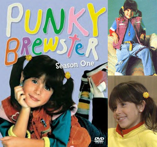 A Fabby Halloween: Punky Brewster