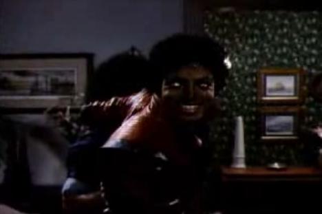 "FABTV: Michael Jackson ""Thriller"""