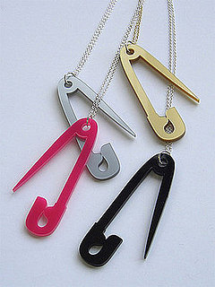 Azumi & David Safety Pin Necklaces: Love It or Hate It?