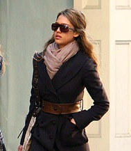 Jessica Alba's Look for  Less