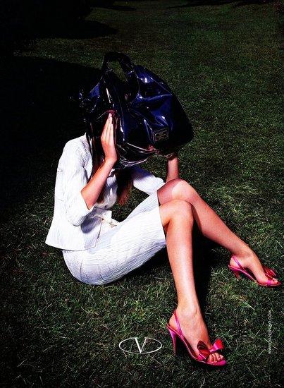 Fab Ad: Valentino Spring/Summer '08