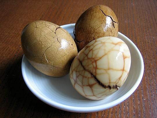 Yummy Link: Chinese Tea Eggs