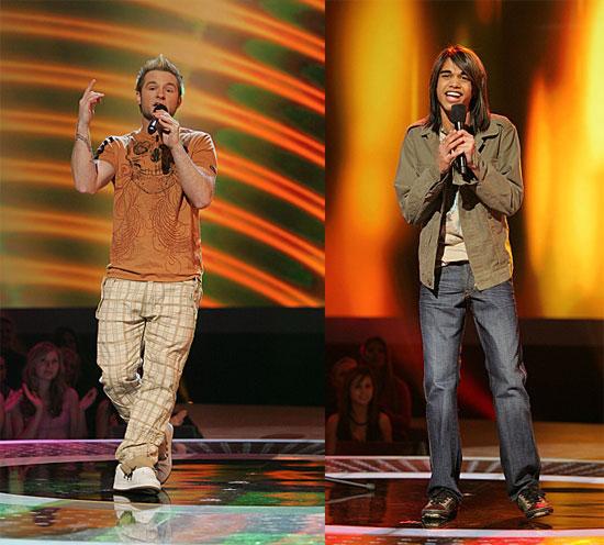 American Idol Season 6: Blah Boys