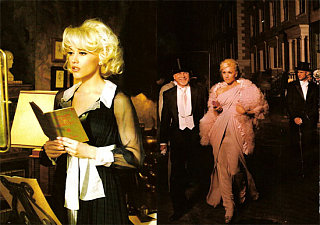 Gwen Does Old Time Glamour Right