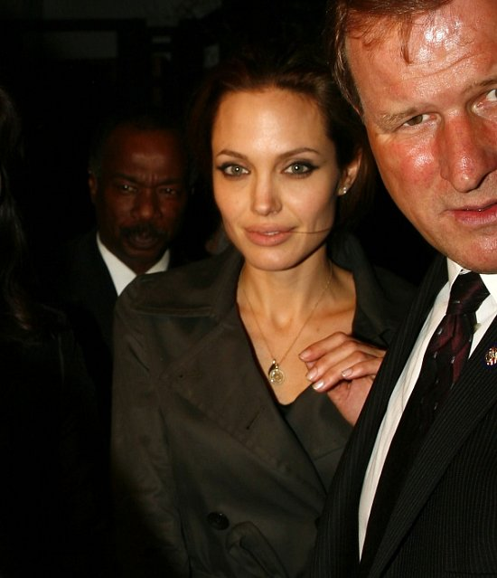 What Angelina Really Wants to do is Direct