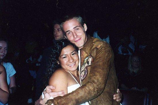 Celebrity Sighting:  Ryan Gosling 6 Years Ago