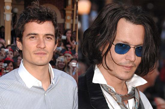 Orlando & Johnny Arrrrrrrre Hot at Pirates