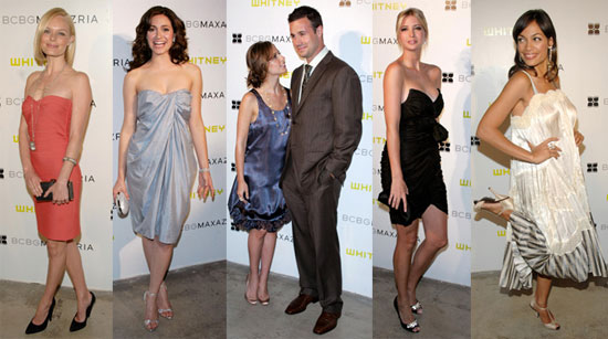 Kate, SMG & Freddie Have A Night At The Museum