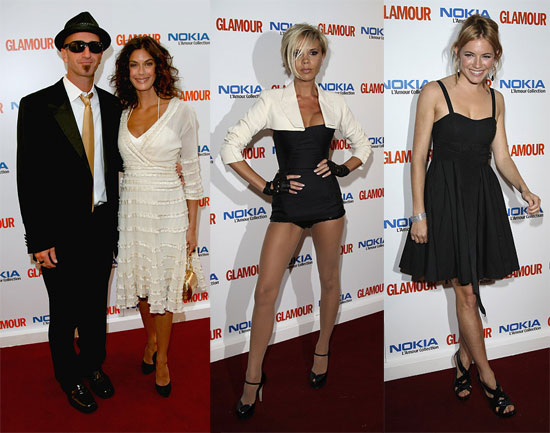 Posh Wins Glamour UK Woman of the Year!