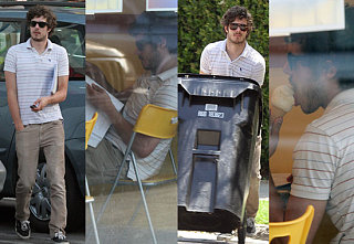 A Day In The Life of Adam Brody