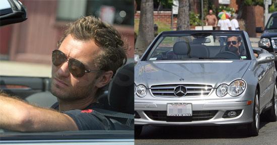 Dreamy Jude Law is Back!