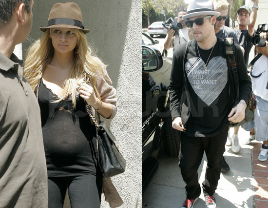 Nicole & Joel Need A Newborn Sized Fedora