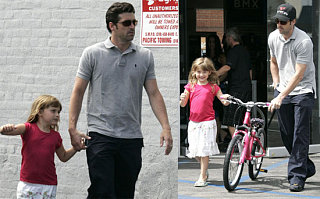 Patrick And Tallulah Are Over Training Wheels
