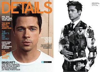 The Details On Brad Pitt