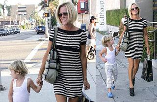 Jenny & Evan Hit Beverly Hills