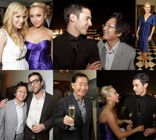 Will Heroes Be Celebrating Post Emmy Parties?