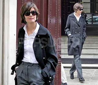 Katie Holmes Has Her Own Fashion Week