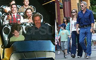 Indiana Jones Heads to Disneyland